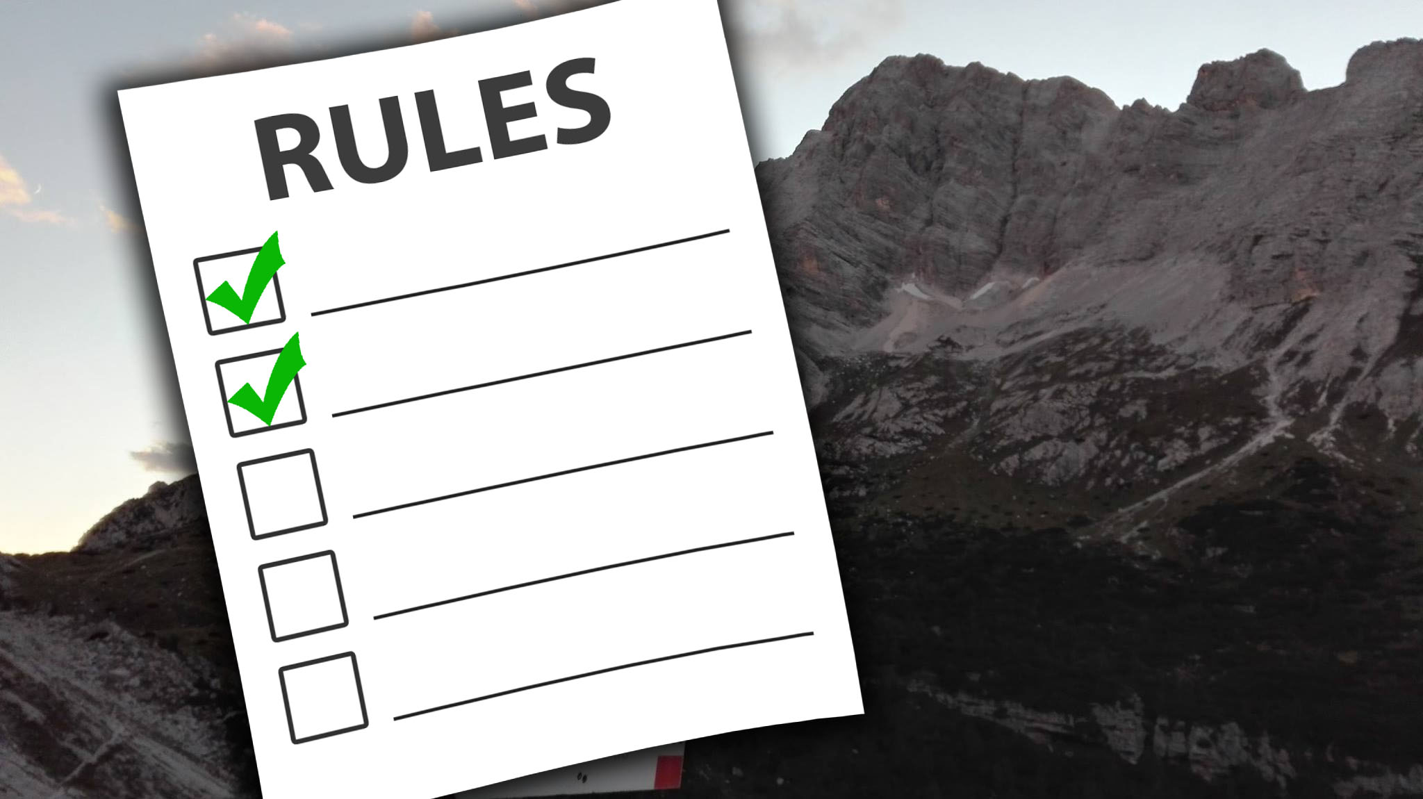 online Dolomiti Rescue Race Rules
